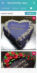 Birthday Cake With Name And Photo v1.2 screenshots 6