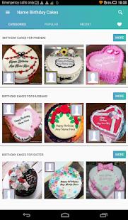Birthday Cake With Name And Photo v1.2 screenshots 7