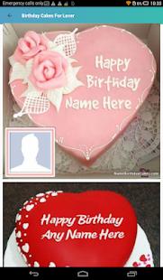 Birthday Cake With Name And Photo v1.2 screenshots 8