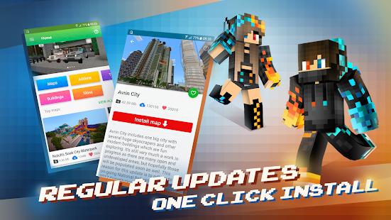 Block Master for Minecraft PE v2.8.3 screenshots 6