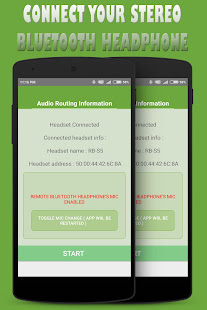 Bluetooth Ear With Voice Recording v2.2.1 screenshots 1