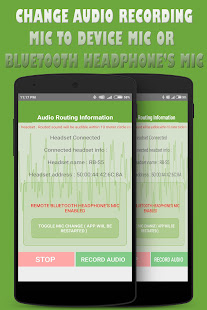 Bluetooth Ear With Voice Recording v2.2.1 screenshots 2
