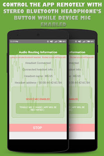 Bluetooth Ear With Voice Recording v2.2.1 screenshots 3