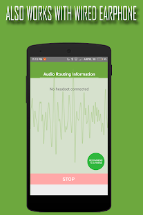 Bluetooth Ear With Voice Recording v2.2.1 screenshots 7
