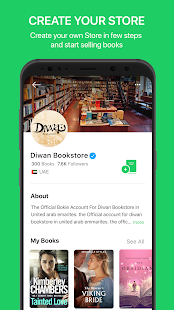Bokie Books amp bookstores v1.32.2 screenshots 4