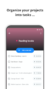 Boosted – Productivity amp Time Tracker v1.5.18 screenshots 5