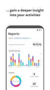 Boosted – Productivity amp Time Tracker v1.5.18 screenshots 7