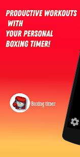 Boxing Interval Timer v3.2.2 screenshots 1