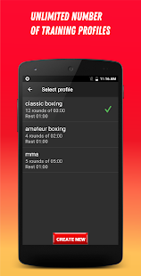 Boxing Interval Timer v3.2.2 screenshots 6