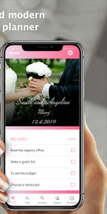 BrideList – Wedding Planner with ideas for wedding v1.3.49 screenshots 2