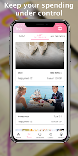 BrideList – Wedding Planner with ideas for wedding v1.3.49 screenshots 4