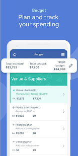 Bridebook – Wedding Planning App v2.0.3 screenshots 5
