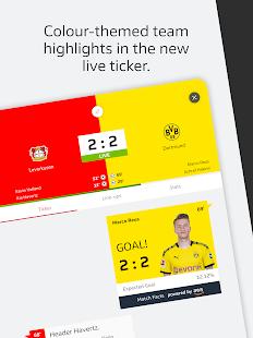 Bundesliga Official App v3.15.3 screenshots 13