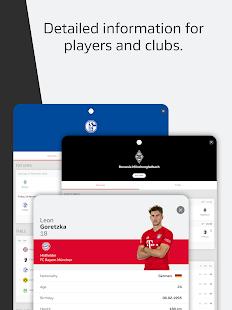 Bundesliga Official App v3.15.3 screenshots 14