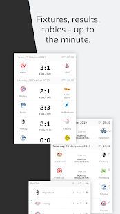 Bundesliga Official App v3.15.3 screenshots 2