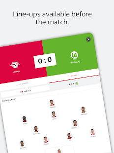 Bundesliga Official App v3.15.3 screenshots 23
