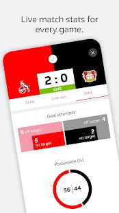 Bundesliga Official App v3.15.3 screenshots 4