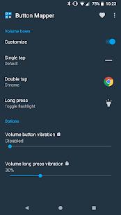 Button Mapper Remap your keys v1.51 screenshots 2