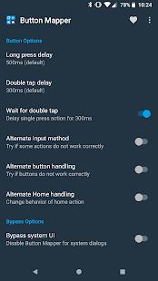 Button Mapper Remap your keys v1.51 screenshots 6