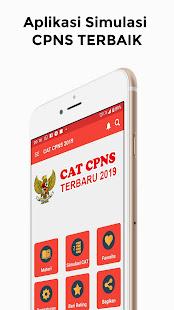 CAT CPNS TERBARU 2021 v8.0 screenshots 1