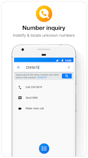 Caller ID amp Call Blocker Free v1.8.8 screenshots 3