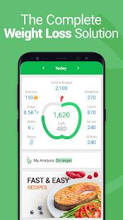 Calorie Counter – MyNetDiary Food Diary Tracker v7.7.5 screenshots 1