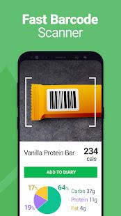 Calorie Counter – MyNetDiary Food Diary Tracker v7.7.5 screenshots 3