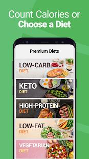 Calorie Counter – MyNetDiary Food Diary Tracker v7.7.5 screenshots 4