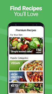 Calorie Counter – MyNetDiary Food Diary Tracker v7.7.5 screenshots 5