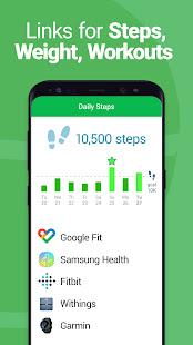 Calorie Counter – MyNetDiary Food Diary Tracker v7.7.5 screenshots 6