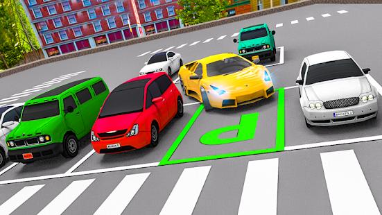 Car Parking Game 3d Car Drive Simulator Games 2020 v1.10.2 screenshots 1