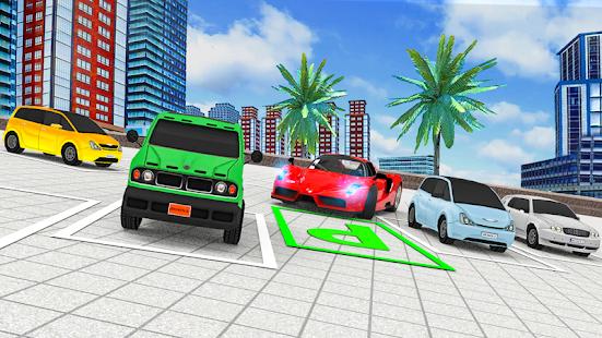 Car Parking Game 3d Car Drive Simulator Games 2020 v1.10.2 screenshots 2