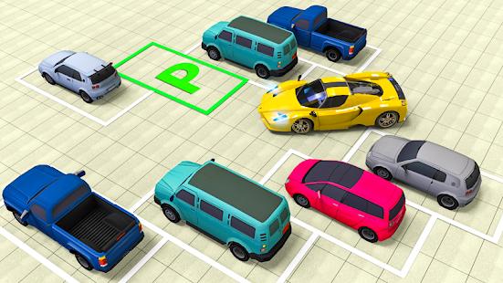 Car Parking Game 3d Car Drive Simulator Games 2020 v1.10.2 screenshots 3