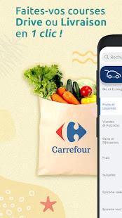 Carrefour drive livraison amp carte de fidlit v screenshots 1