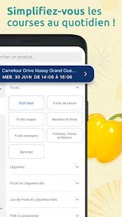 Carrefour drive livraison amp carte de fidlit v screenshots 2