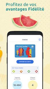Carrefour drive livraison amp carte de fidlit v screenshots 3