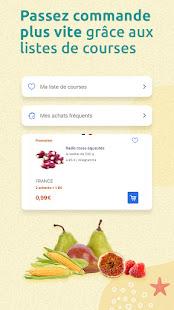 Carrefour drive livraison amp carte de fidlit v screenshots 4