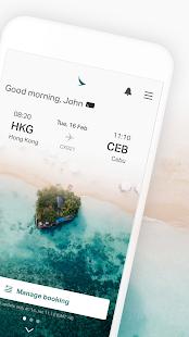 Cathay Pacific v9.3.0 screenshots 2