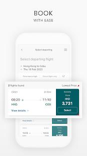 Cathay Pacific v9.3.0 screenshots 4
