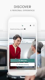 Cathay Pacific v9.3.0 screenshots 5