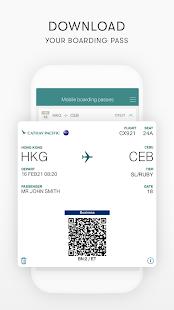 Cathay Pacific v9.3.0 screenshots 7