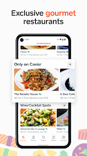 Caviar Local Restaurants Food Delivery amp Takeout v15.24.11 screenshots 4