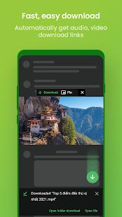 Cc Cc Browser – Fast Secure amp Convenient v97.0.199 screenshots 1