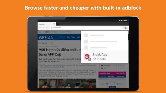 Cc Cc Browser – Fast Secure amp Convenient v97.0.199 screenshots 13