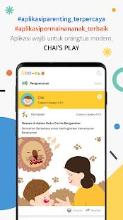 Chais Play – Aplikasi parenting amp permainan anak v7.8.5 screenshots 1