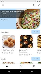 Christmas Recipes v5.01 screenshots 1