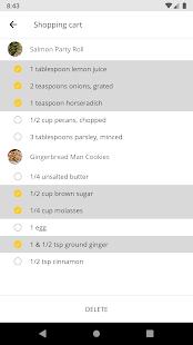 Christmas Recipes v5.01 screenshots 5