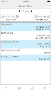 Chrono-Acupuncture v2.3.1 screenshots 1