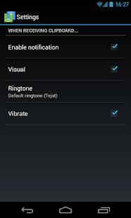 Clipbrd Beta v0.11.6 screenshots 2