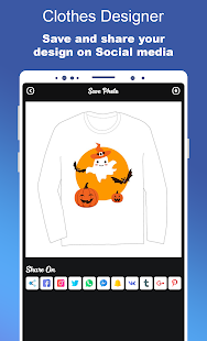 Clothes Designer T-shirt Design amp Clothes Maker v1.1.7 screenshots 8